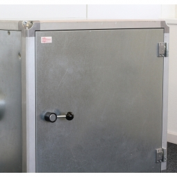 Schallschutzkabine / Lärmschutz-Haube A001-C