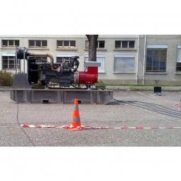 Schallleistung nach EN ISO 3746