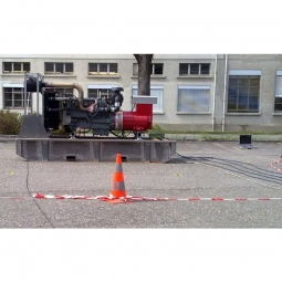 Schallleistung nach EN ISO 3744 / EN ISO 3746