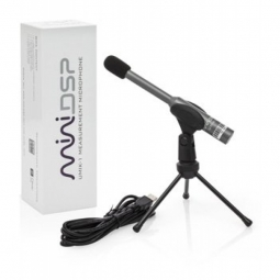 Messmikrofon / USB-Mikrofon miniDSP UMIK-1